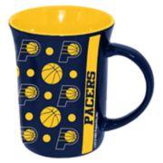 Indiana Pacers Line Up Coffee Mug