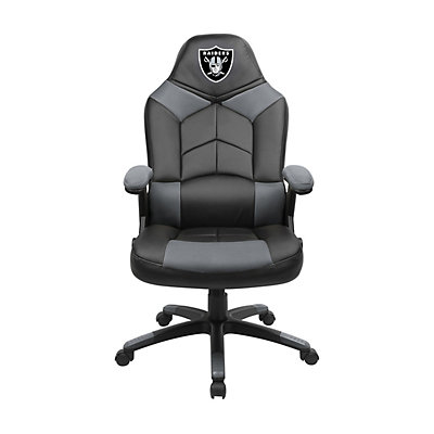 Oakland Raiders Oversized Gaming Chair