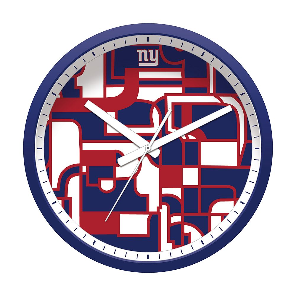 Pittsburgh Steelers Modern Wall Clock