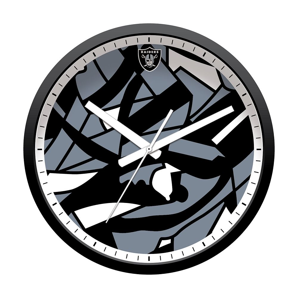 Dallas Cowboys Modern Wall Clock