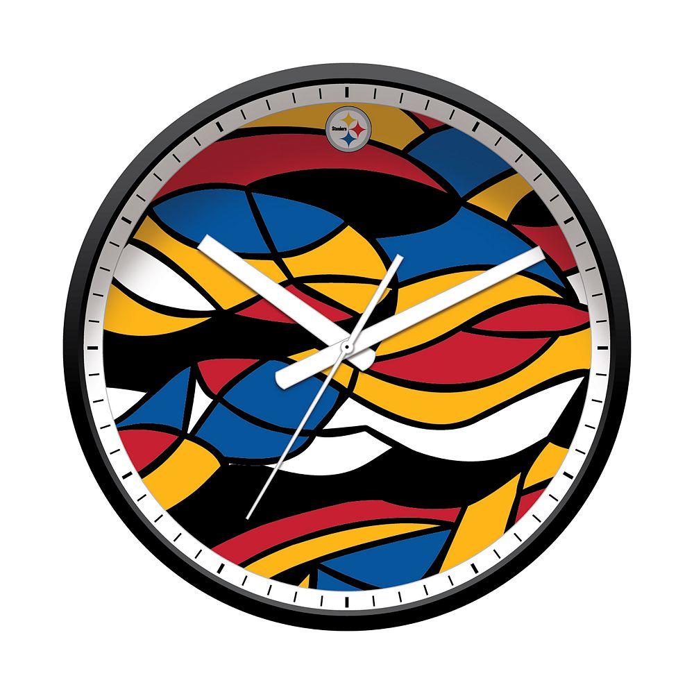 New York Giants Modern Wall Clock
