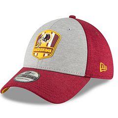 Adult New Era Washington Redskins Sideline Team 39THIRTY Flex-Fit Cap e618bdf683d