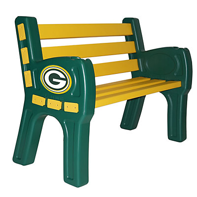 Green Bay Packers Park Bench