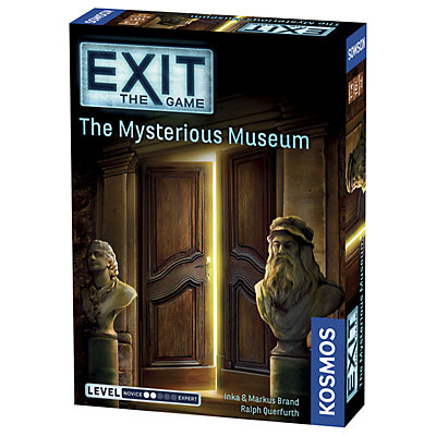 Thames & Kosmos EXIT: The Mysterious Museum Game