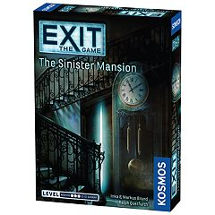 Thames & Kosmos EXIT: The Sinister Mansion Game