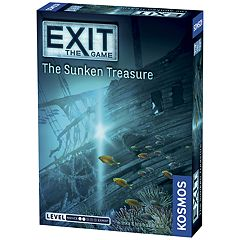Thames & Kosmos EXIT: The Sunken Treasure Game