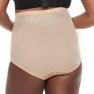 Plus Size Lunaire Tummy Panel Control Hi-Waist Brief 8622KX