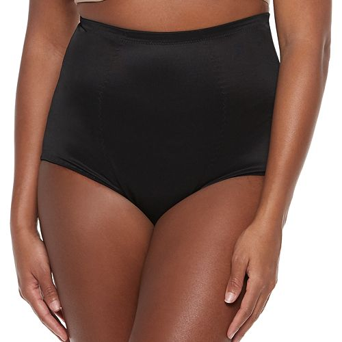 Plus Size Lunaire Tummy Panel Control Hi-Waist Brief 8622KX
