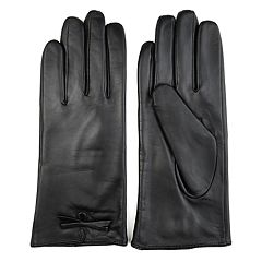 Women's Journee Collection Leather Gloves