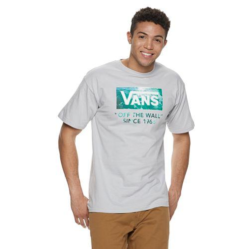 Men's Vans Top Float Tee