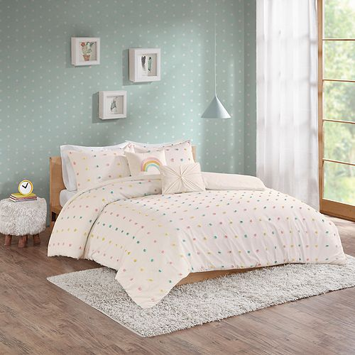 Urban Habitat Kids Ensley Pom Pom Comforter Set