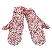 Women's Alabama Crimson Tide Chunky Mittens