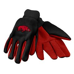 NCAA Arkansas Razorbacks Team Logo Utility Gloves