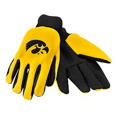 NCAA Iowa Hawkeyes Team Logo Utility Gloves