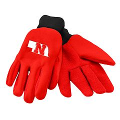 NCAA Nebraska Cornhuskers Team Logo Utility Gloves