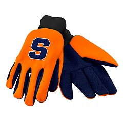 NCAA Syracuse Orange Team Logo Utility Gloves