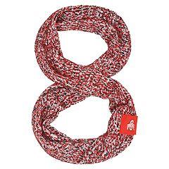 Women's Ohio State Buckeyes Chunky Infinity Scarf