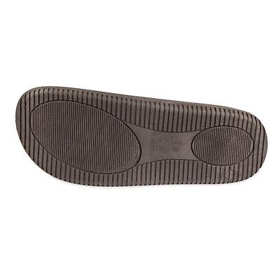 Men's Chaps Two-Tone Upper Memory Foam Thong Flip-Flops