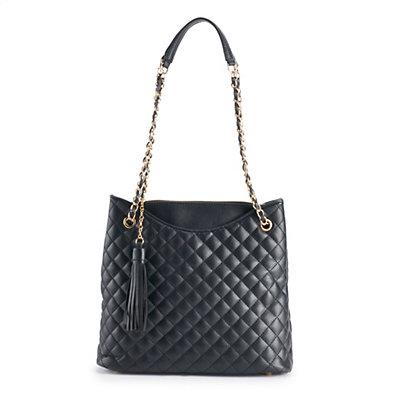 Mellow World Nicolette Quilted Shoulder Bag