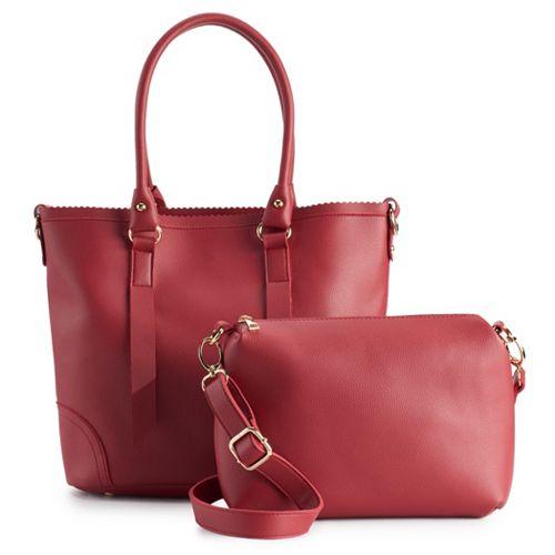Mellow World Kaitlin Tote Handbag