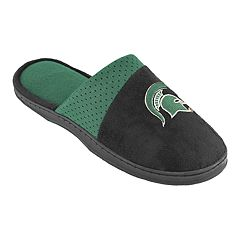 Men's Michigan State Spartans Scuff Slippers