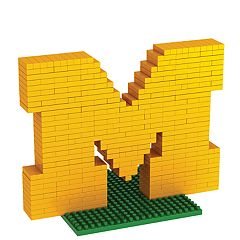 Michigan Wolverines 3D Logo Puzzle