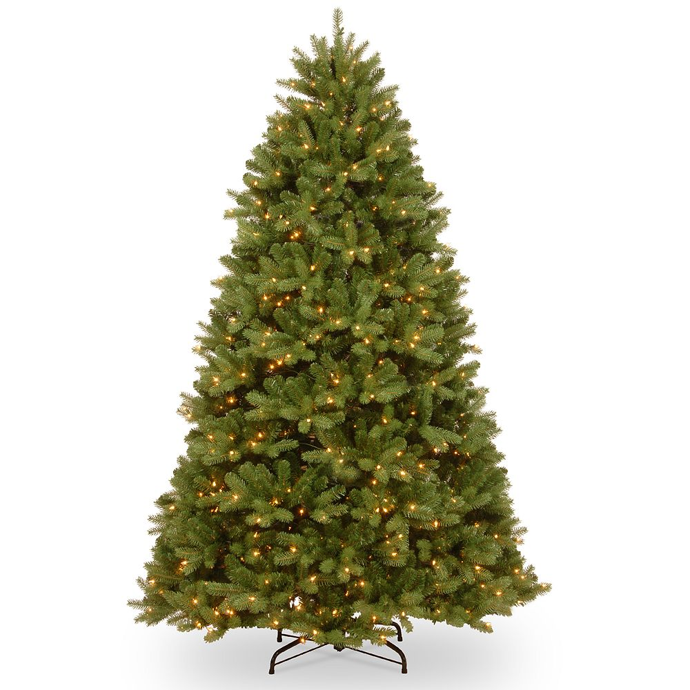 National Tree Company 7.5-ft. LED Newberry Spruce Artificial Christmas Tree
