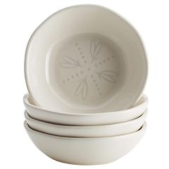 Ayesha Curry 4-piece Ceramic Dipping Bowl Set
