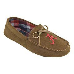 Men's Alabama Crimson Tide Moccasin Slippers