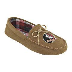 Men's Florida State Seminoles Moccasin Slippers