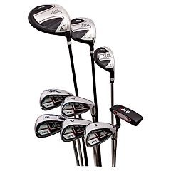 JEF World of Golf Men's 9 Piece Golf Set
