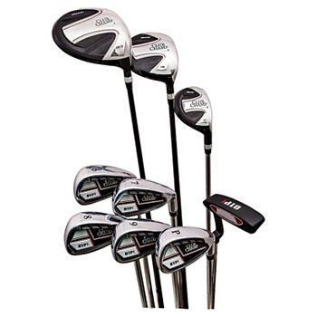 JEF World of Golf Men's 9 Piece Golf Set
