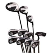 JEF World of Golf Men's 11 Piece Golf Set