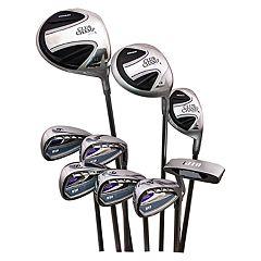 JEF World of Golf Women's 9 Piece Golf Set