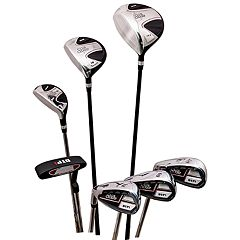 JEF World of Golf Men's 7 Piece Golf Set