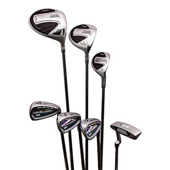 JEF World of Golf Women's 7 Piece Golf Set