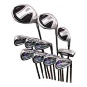 JEF World of Golf Women's 11 Piece Golf Set