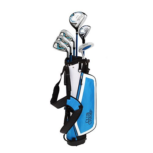 JEF World of Golf Youth Golf Set with Bag
