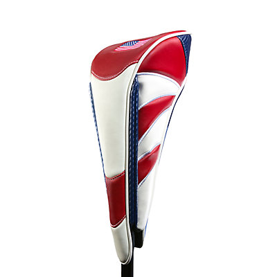 JEF World of Golf USA Hybrid Head Cover