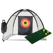 JEF World of Golf Complete Home Practice Range