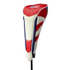 JEF World of Golf USA Driver Head Cover