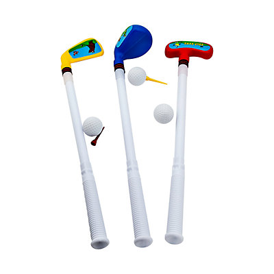 JEF World of Golf Kids Play Golf Set