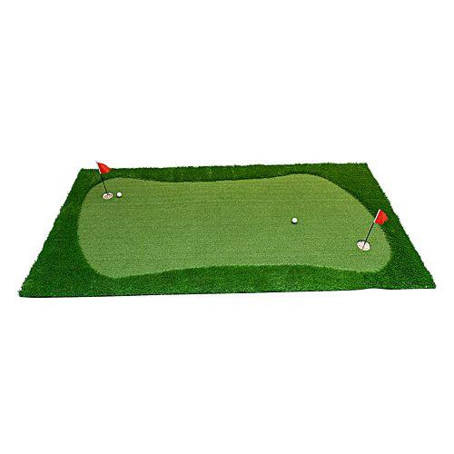 JEF World of Golf Golf Putting Mat 4' x 10'