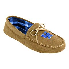 Men's Kentucky Wildcats Moccasin Slippers