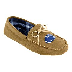 Men's Penn State Nittany Lions Moccasin Slippers