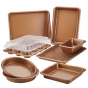 Ayesha Curry 10-piece Copper Bakeware Set