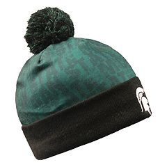 Adult Michigan State Spartans Light Up Beanie