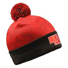 Adult Nebraska Cornhuskers Light Up Beanie