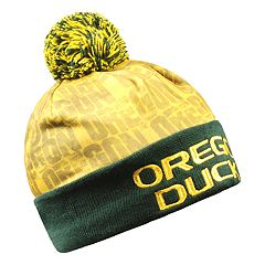 Adult Oregon Ducks Light Up Beanie