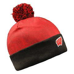 Adult Wisconsin Badgers Light Up Beanie